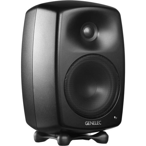 Genelec G Three 2-Way Active Loudspeaker (Mystic Black)