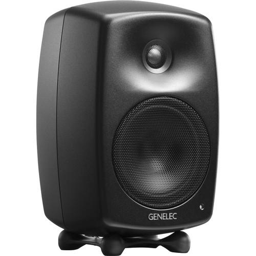 "Genelec G Three 50W Active Speaker - 5"" (Black)"