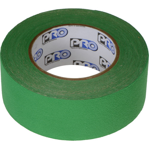 "ProTapes Pro Chroma Key Cloth Gaffer's Tape - (2"" x 10Yd, Green)"