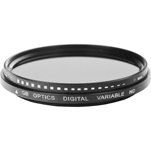 GB Optics 62mm Variable Neutral Density Filter