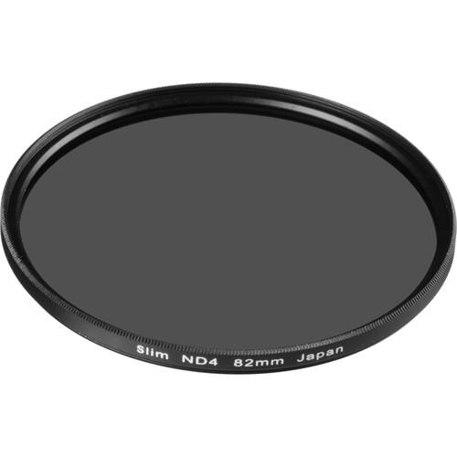 General Brand 82mm Solid Neutral Density 0.6 Filter (2 Stop)