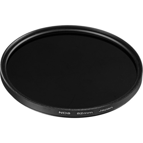 General Brand 82mm Solid Neutral Density 0.9 Filter (3 Stop)