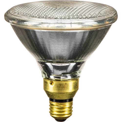 General Electric Quartzline Par 38 Medium Flood Lamp 23718 B Amp H