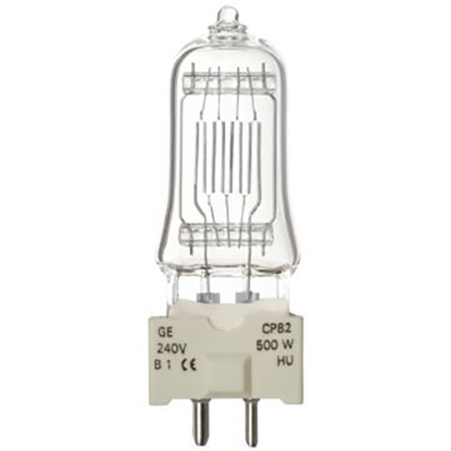 General Electric CP82 FRJ Lamp (500W, 240V)