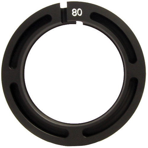 Genustech G-COAR-80 Clamp-On Lens Adapter Ring for Select Matte Box (80mm)