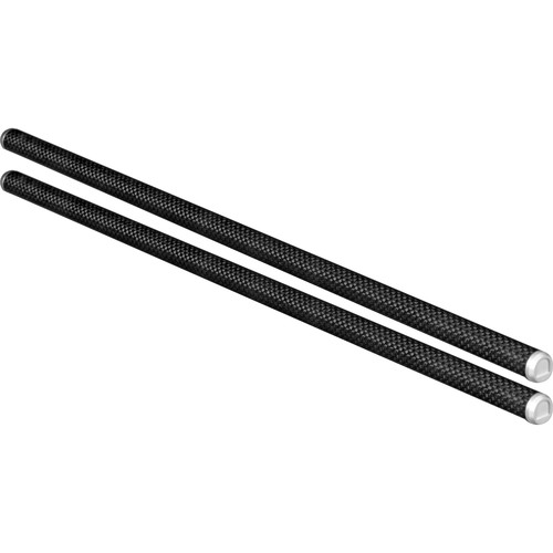 "Genustech 15mm Carbon Fiber Rods (18"")"