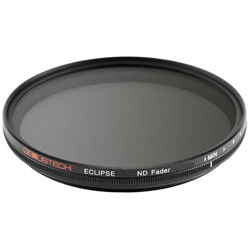 Genustech 58mm Eclipse ND Fader Filter