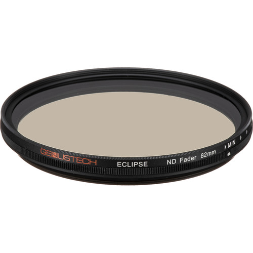 Genustech 82mm Eclipse ND Fader Filter