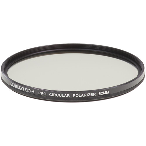 Genustech 82mm Pro Circular Polarizing Filter