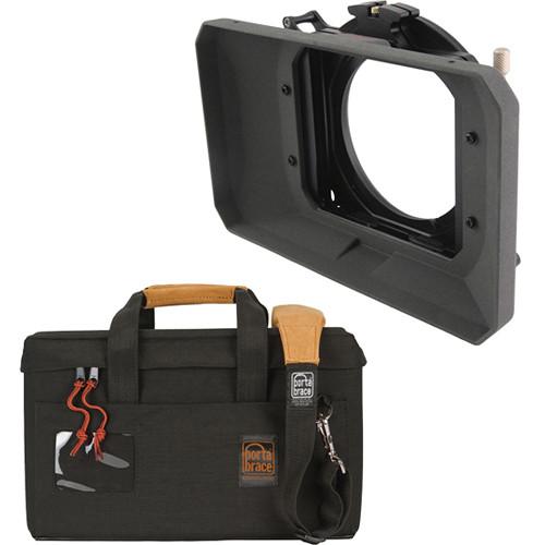 Genustech Wide Angle Matte Box with Custom Case Kit