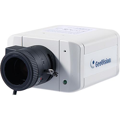 GEOVISION GV-BX3400-8F 3MP Network Box Camera with 2.8mm Lens