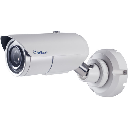 GEOVISION GV-EBL2111 2MP Outdoor Network Bullet Camera with Night Vision