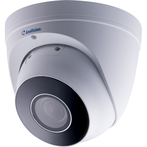 GEOVISION GV-EBD4711 4MP Outdoor Network Eyeball Camera with 2.7-12mm Lens & Night Vision