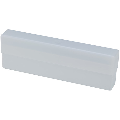 Gepe 3-Compartment Box & Lid for 1.3mm Thick Slide Mounts