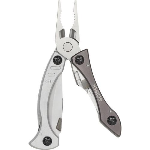 Gerber Crucial Multi-Tool (Gray)