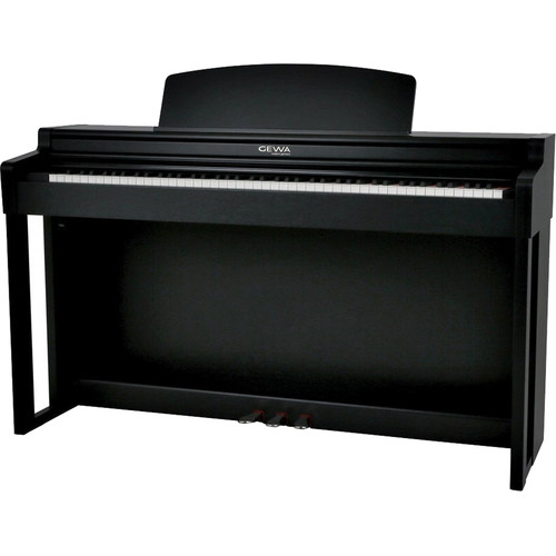 GEWA Pianos UP 260 G 88-Key Digital Piano (Matte Black)