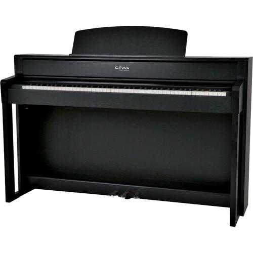 GEWA Pianos UP 280 G 88-Key Digital Piano (Matte Black)