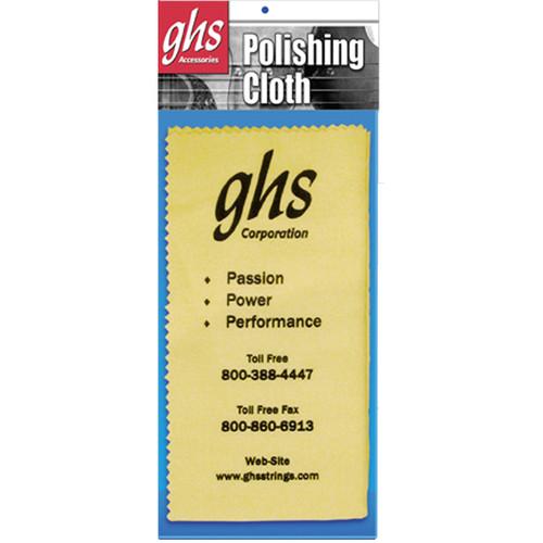 GHS 100% Flannel Polishing Cloth