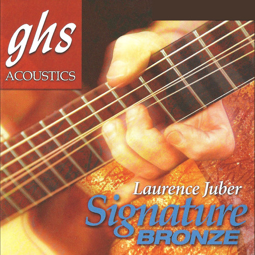 GHS LJ17 Laurence Juber Signature Bronze Acoustic Guitar String (Single String, .017)