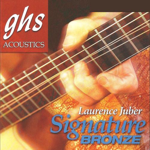 GHS LJ22 Laurence Juber Signature Bronze Acoustic Guitar String (Single String, .022)