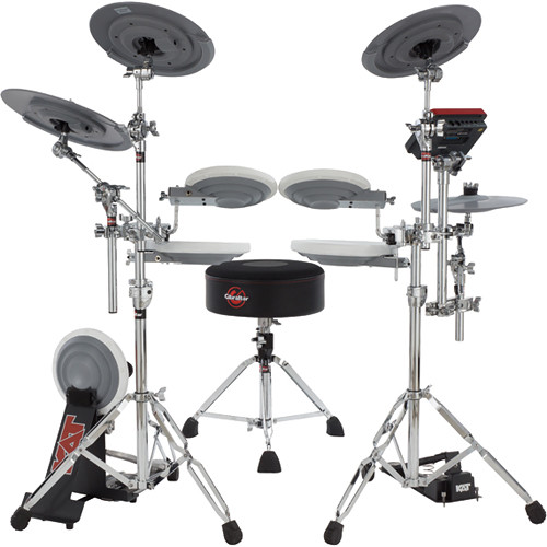 Gibraltar 6000 Series E-Kit Hardware Stand Package for 5-Piece E-Drum Kit