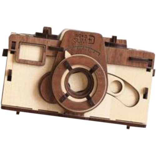 Gift Trenz Woodsum Pinhole Camera (Maple)