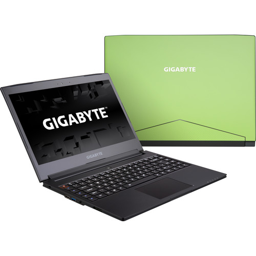 "Gigabyte 14"" Aero 14 Notebook (Green)"