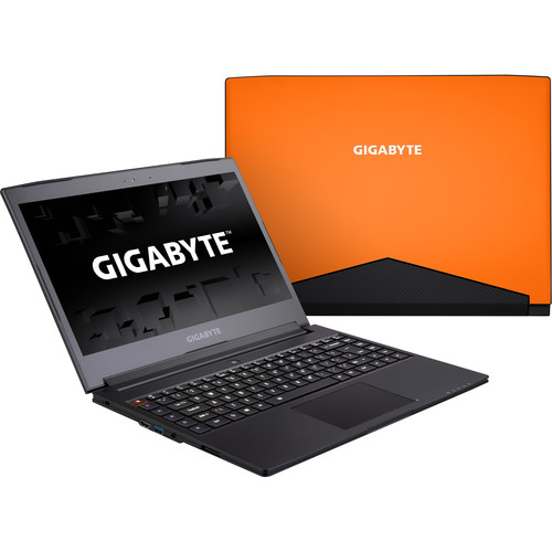 "Gigabyte 14"" Aero 14 Notebook (Orange)"
