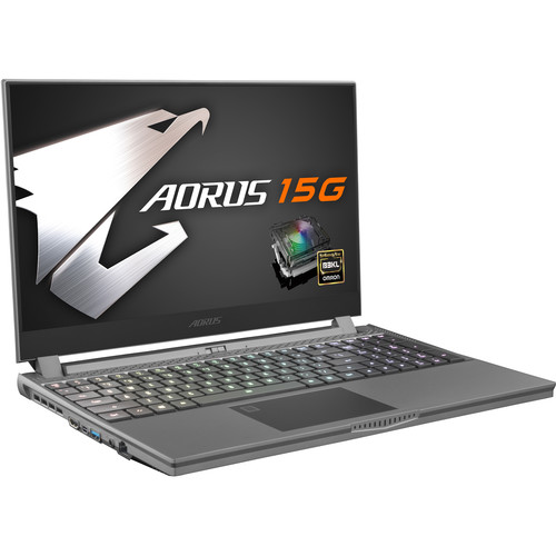 "Aorus 15.6"" 15G Gaming Laptop"