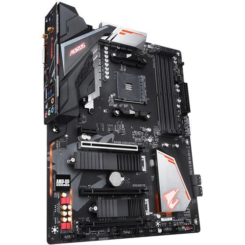 Gigabyte B450 AORUS PRO WIFI AM4 ATX Motherboard