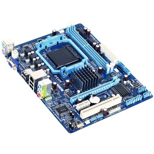 Gigabyte GA-78LMT-S2 Dual AMD 760G & SB710 Micro ATX Motherboard (rev. 1.0)