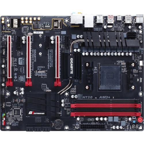 Gigabyte GA-990FX-Gaming AM3+ ATX Motherboard (rev. 1.0)