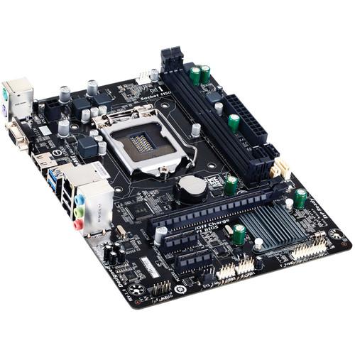 Gigabyte GA-H81M-H Micro ATX Motherboard