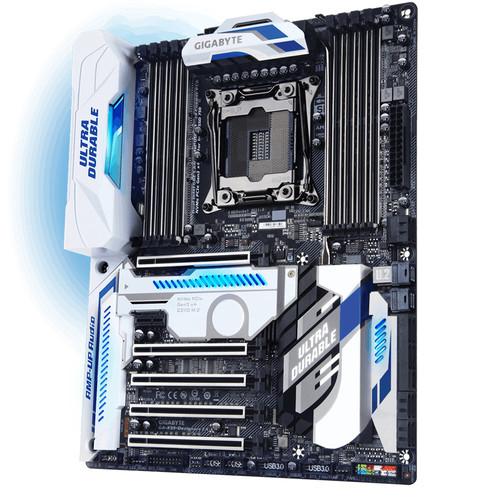 Gigabyte GA-X99-Designare EX LGA 2011-3 ATX Motherboard (rev. 1.0)