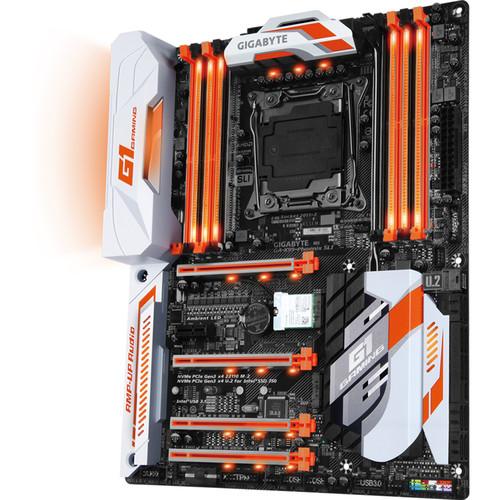 Gigabyte GA-X99-Phoenix SLI LGA 2011-3 ATX Motherboard (rev. 1.0)
