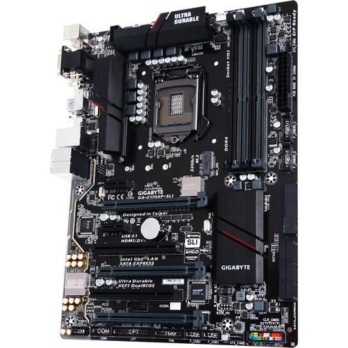 Gigabyte GA-Z170XP-SLI ATX Motherboard
