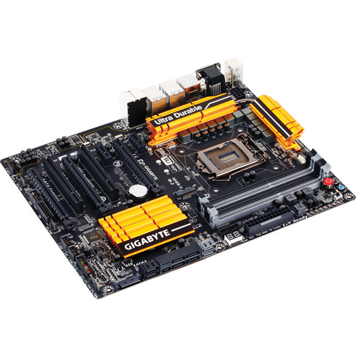 Gigabyte GA-Z97X-UD5H ATX Motherboard