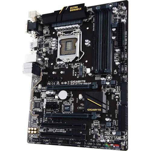 Gigabyte GA-Z170-HD3P Motherboard (rev. 1.0)