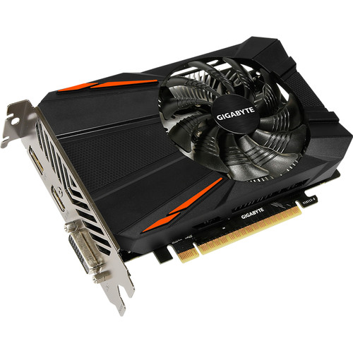 Gigabyte GeForce GTX 1050 Ti D5 4G Graphics Card