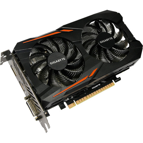 Gigabyte GeForce GTX 1050 Ti OC 4G Graphics Card