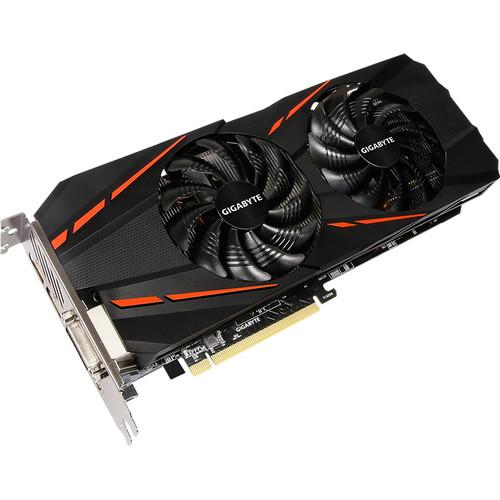 Gigabyte GeForce GTX 1060 G1 Gaming 6G Rev 2.0 Graphics Card