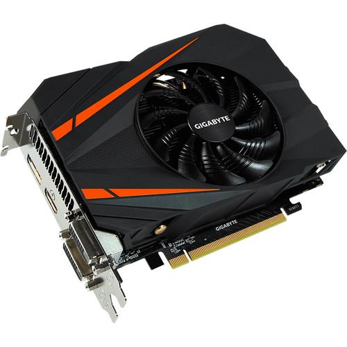 Gigabyte GeForce GTX 1060 Mini ITX OC 3G Graphics Card