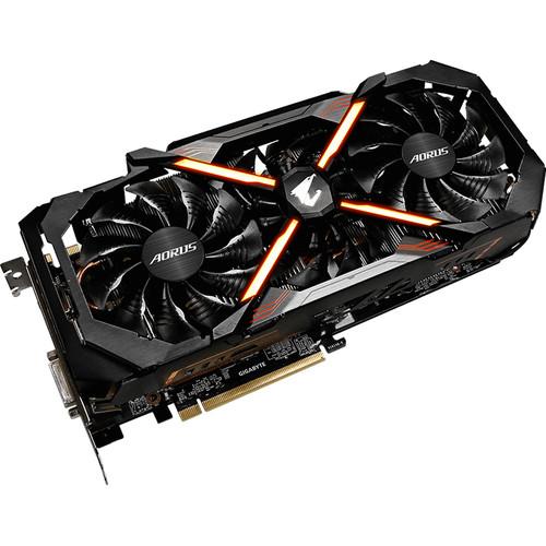 Gigabyte AORUS GeForce GTX 1080 Ti Xtreme Graphics Card