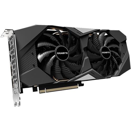 Tarjeta gráfica Gigabyte GeForce RTX 2060 SUPER WINDFORCE OC