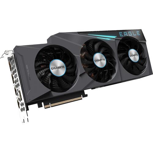 Gigabyte GeForce RTX 3090 EAGLE OC 24G Graphics Card