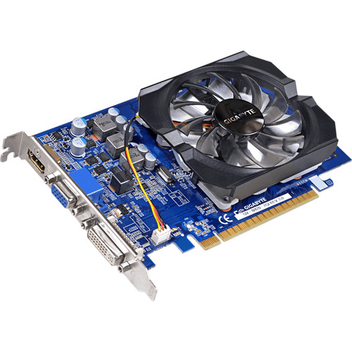 Gigabyte GeForce GT 420 Graphics Card