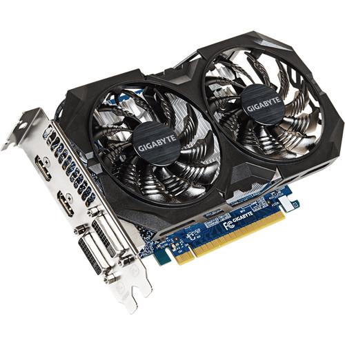 Gigabyte GeForce GTX 750 Ti WINDFORCE 2X Graphics Card