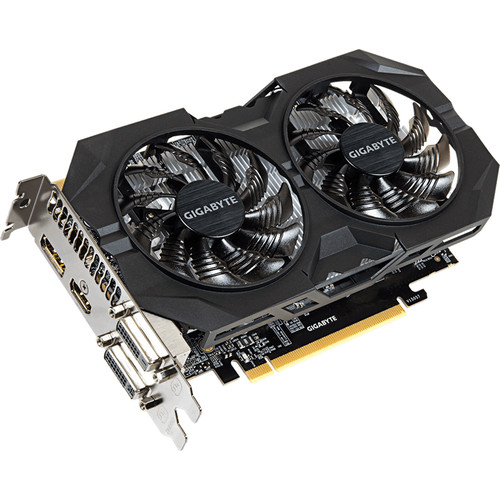 Gigabyte GeForce GTX 950 WINDFORCE 2X Graphics Card
