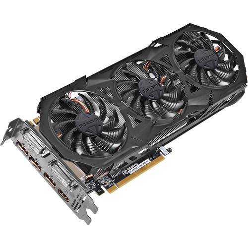 Gigabyte GeForce GTX 970 Gaming Graphics Card