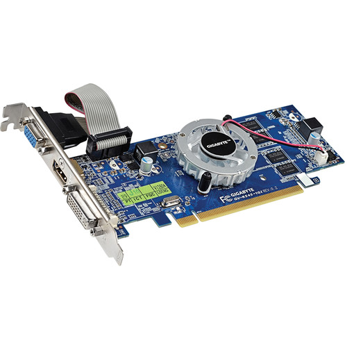 Gigabyte Radeon HD 5450 Graphics Card